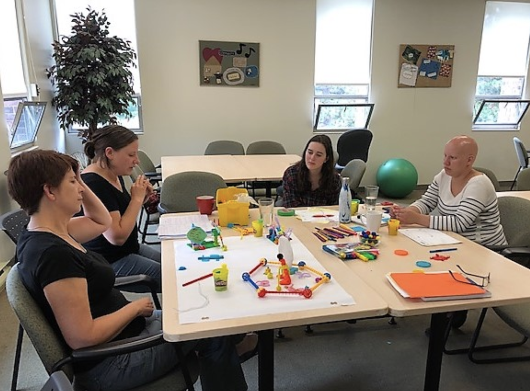 More than Sticky Notes and Sharpies: Creating a Culture Shift in Human-Centred Design at Extend-A-Family Waterloo Region