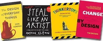 Introduction to Design Thinking books