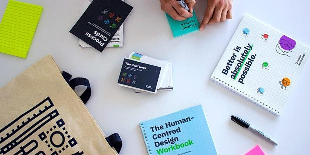 Human-Centred Design: Launch (Virtual)